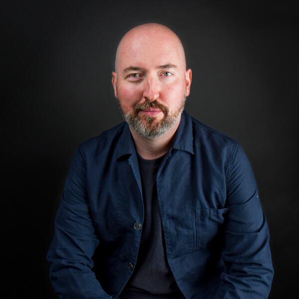 portrait of Douglas Stuart, 2020 Booker Prize Winner