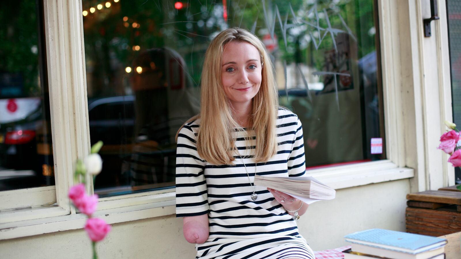 Cerrie Burnell, author