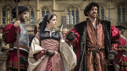 Still from Wolf Hall