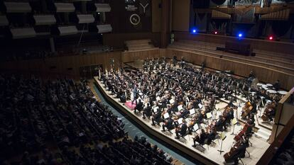 NYO Concert in Royal Festival Hall