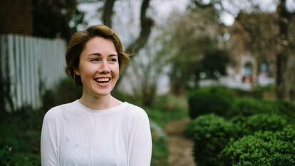 Caroline Shaw, violinist