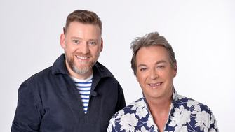 The Bolds with Julian Clary & David Roberts