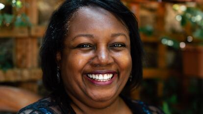 Malorie Blackman, author