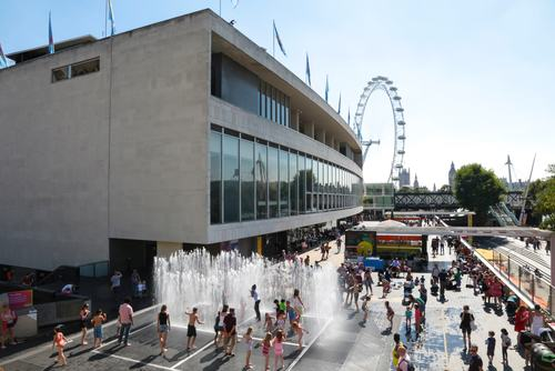 Southbank Centre Aerial Views.Visitors & Views.August 2016
