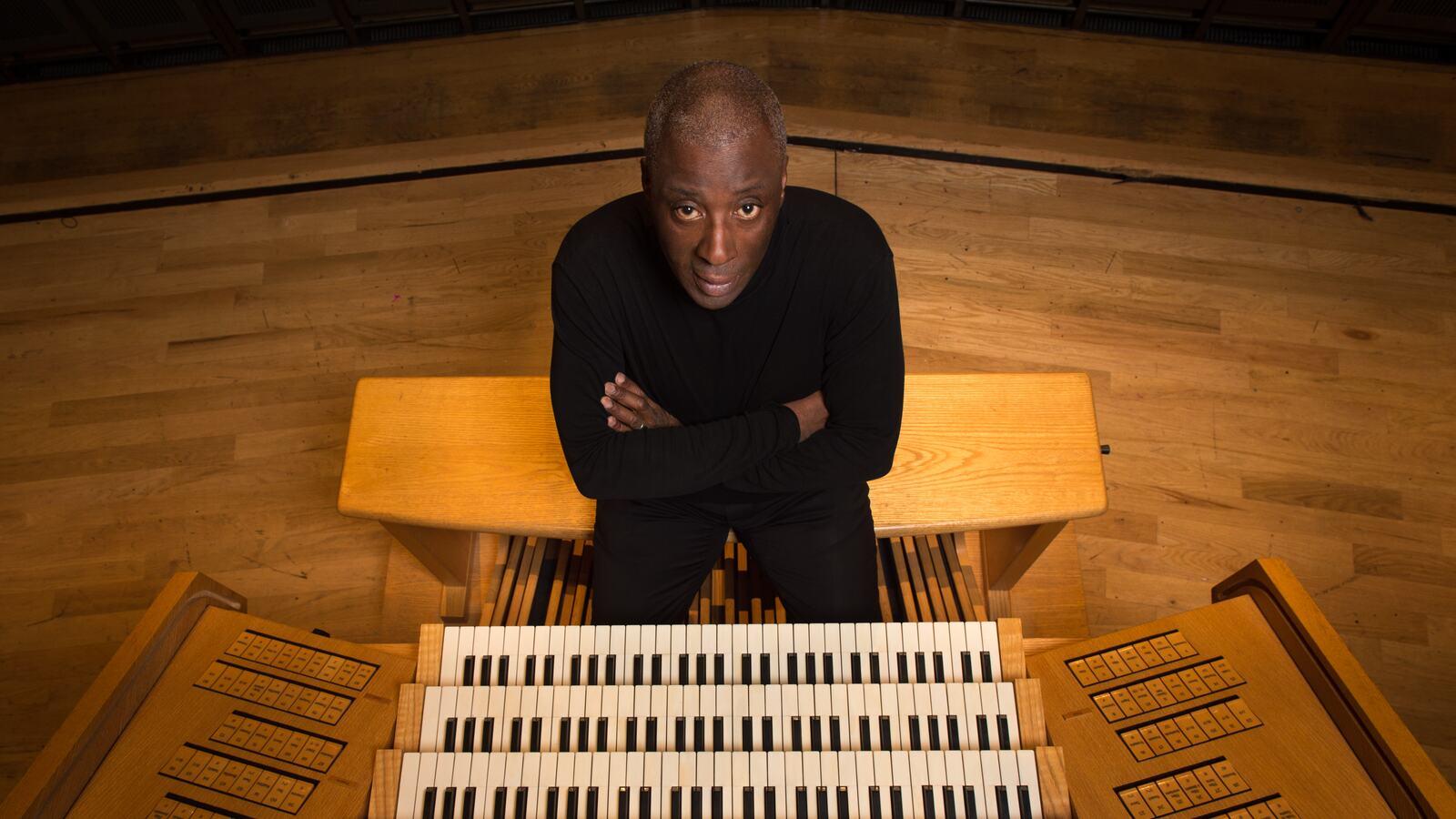 Wayne Marshall, organist