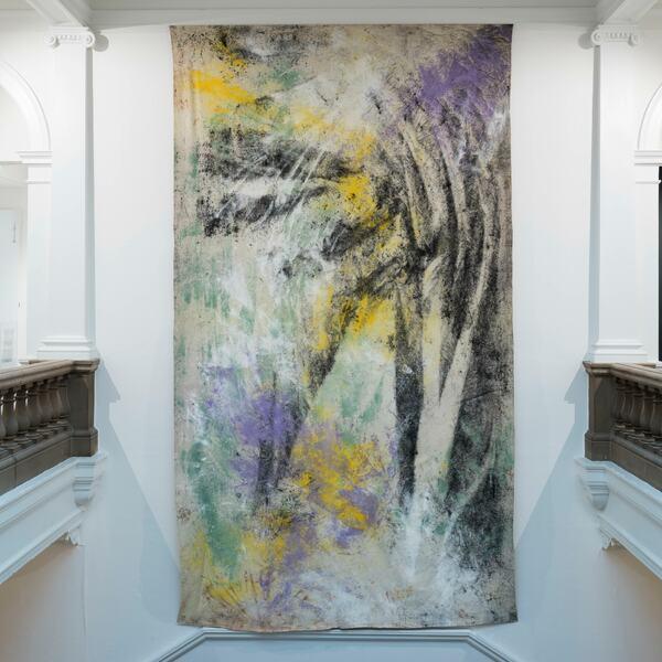 Installation View at British Art Show 8 at Leeds Art Gallery