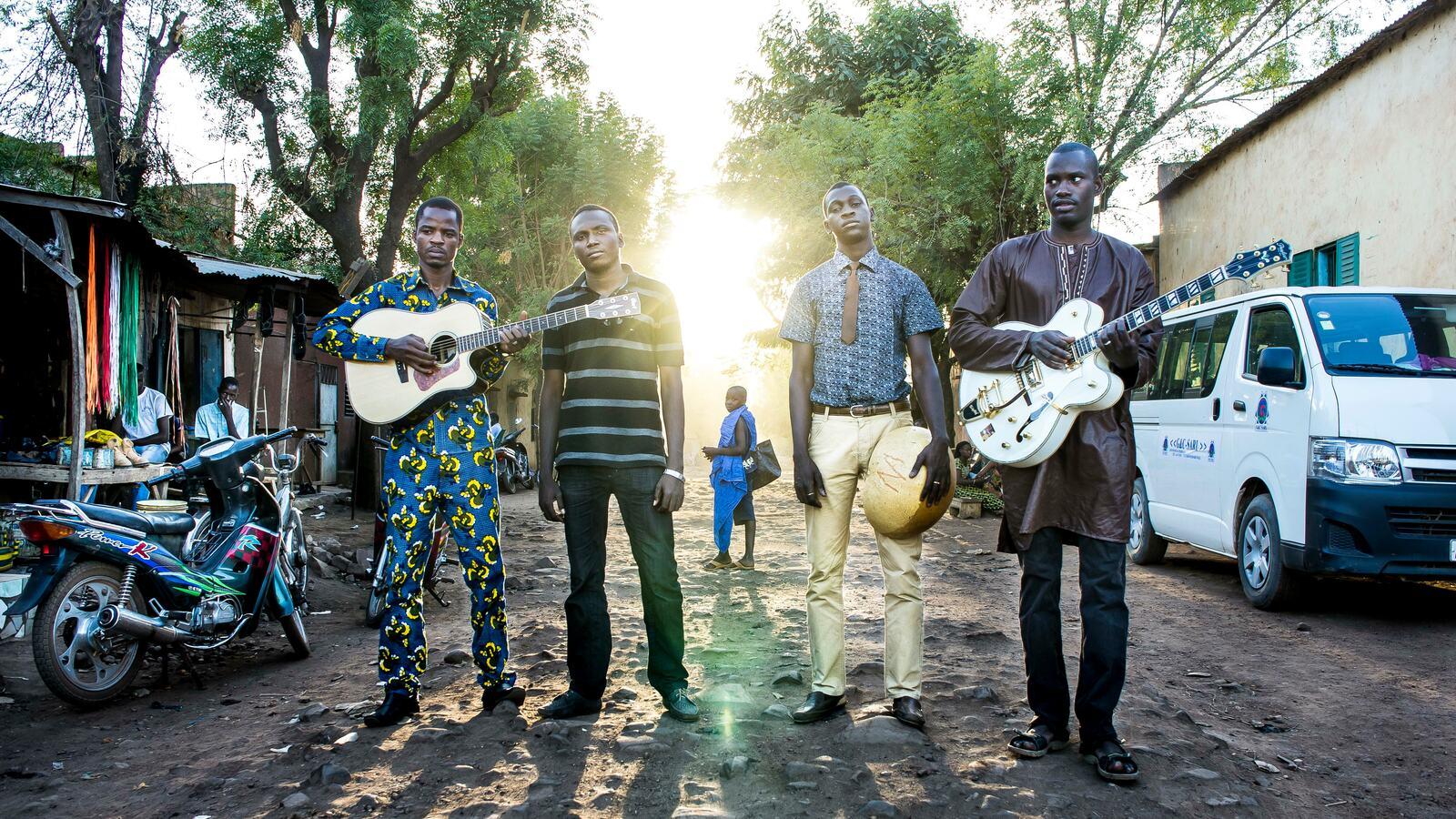 Songhoy Blues, band