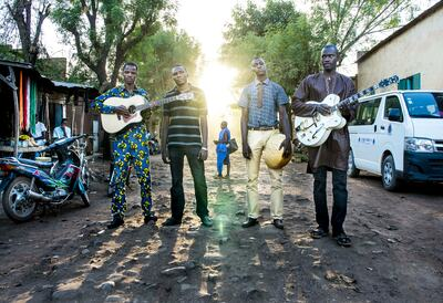 Songhoy Blues, band