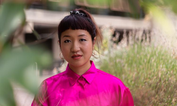 Author, Sharlene Teo