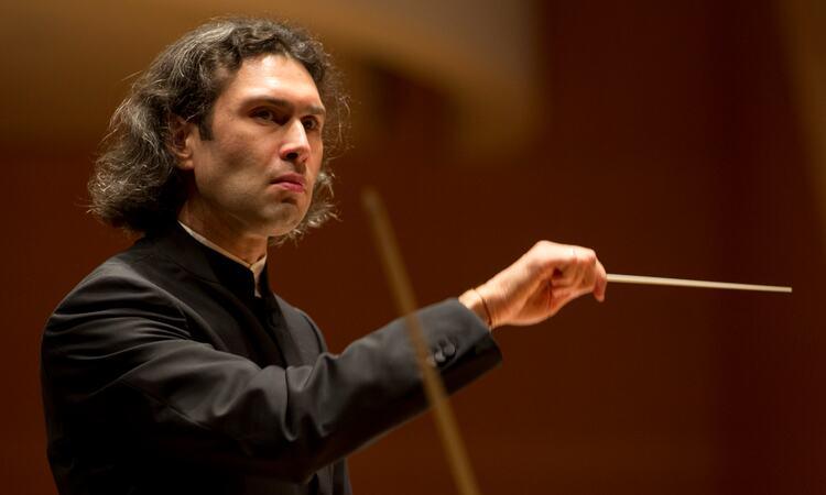 Portrait of Conductor, Vladimir Jurowski
