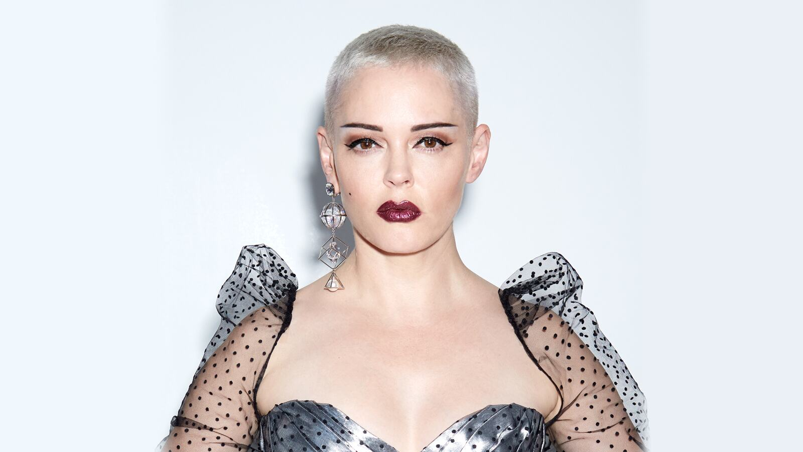 Rose McGowan, author and activist