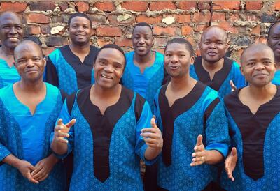 Ladysmith Black Mambazo, South African male choral group