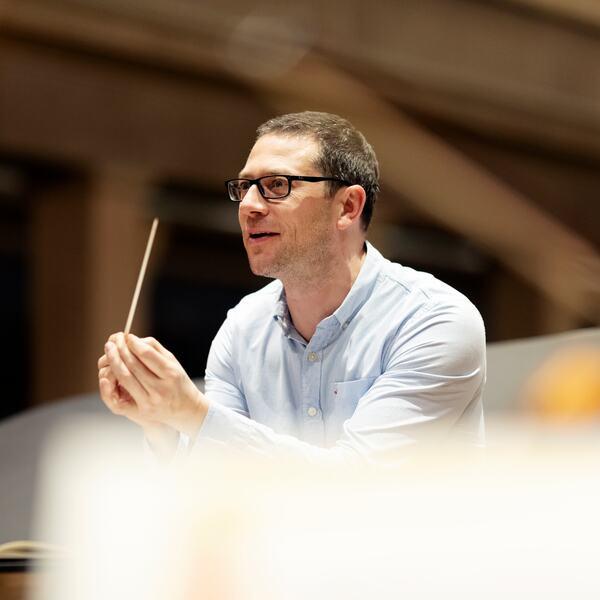 John Wilson, conductor