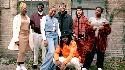 Kokoroko, Afrobeat band