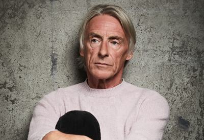 Paul Weller, singer-songwriter