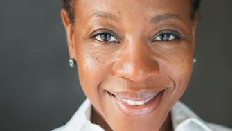 The actor Marianne Jean-Baptiste