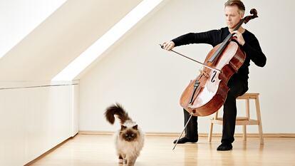 Alban Gerhardt, cellist