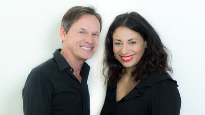 François Chaplin and Marcela Roggeri