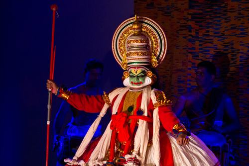 Kathakali-Performance at Alchemy Festival Credit Pete Woodhead 2015