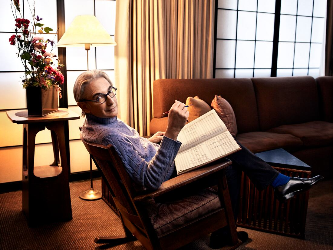 Michael Tilson Thomas and the San Francisco Symphony Orchestra