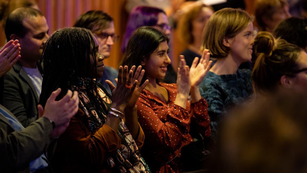 Creative Futures Writers' Award, audience