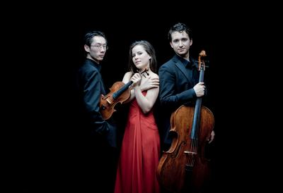 Amatis Piano Trio..Photo: Marco Borggreve