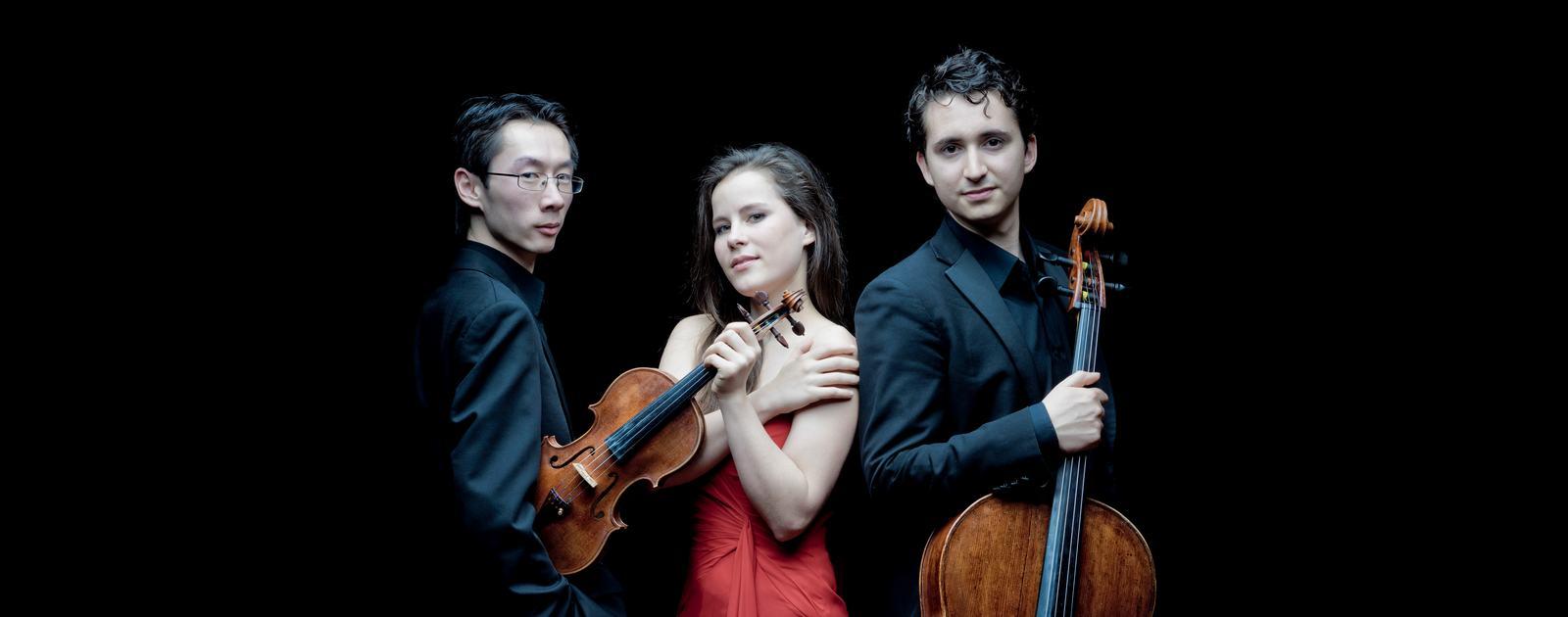 Amatis Piano Trio..Photo: Marco Borggreve