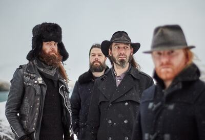 Sólstafir, rock band