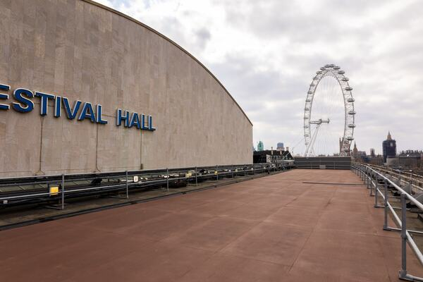 Royal Festival Hall Rooftop