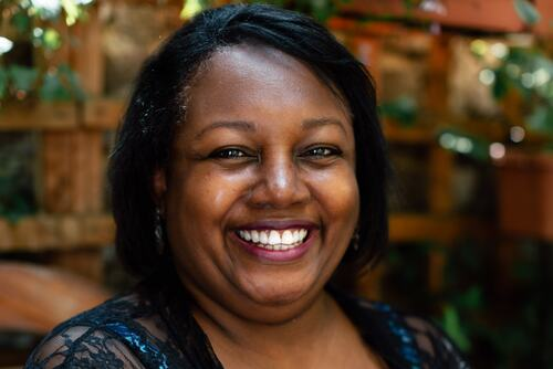 Malorie Blackman, writer