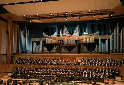 Concert in Royal Festival hall