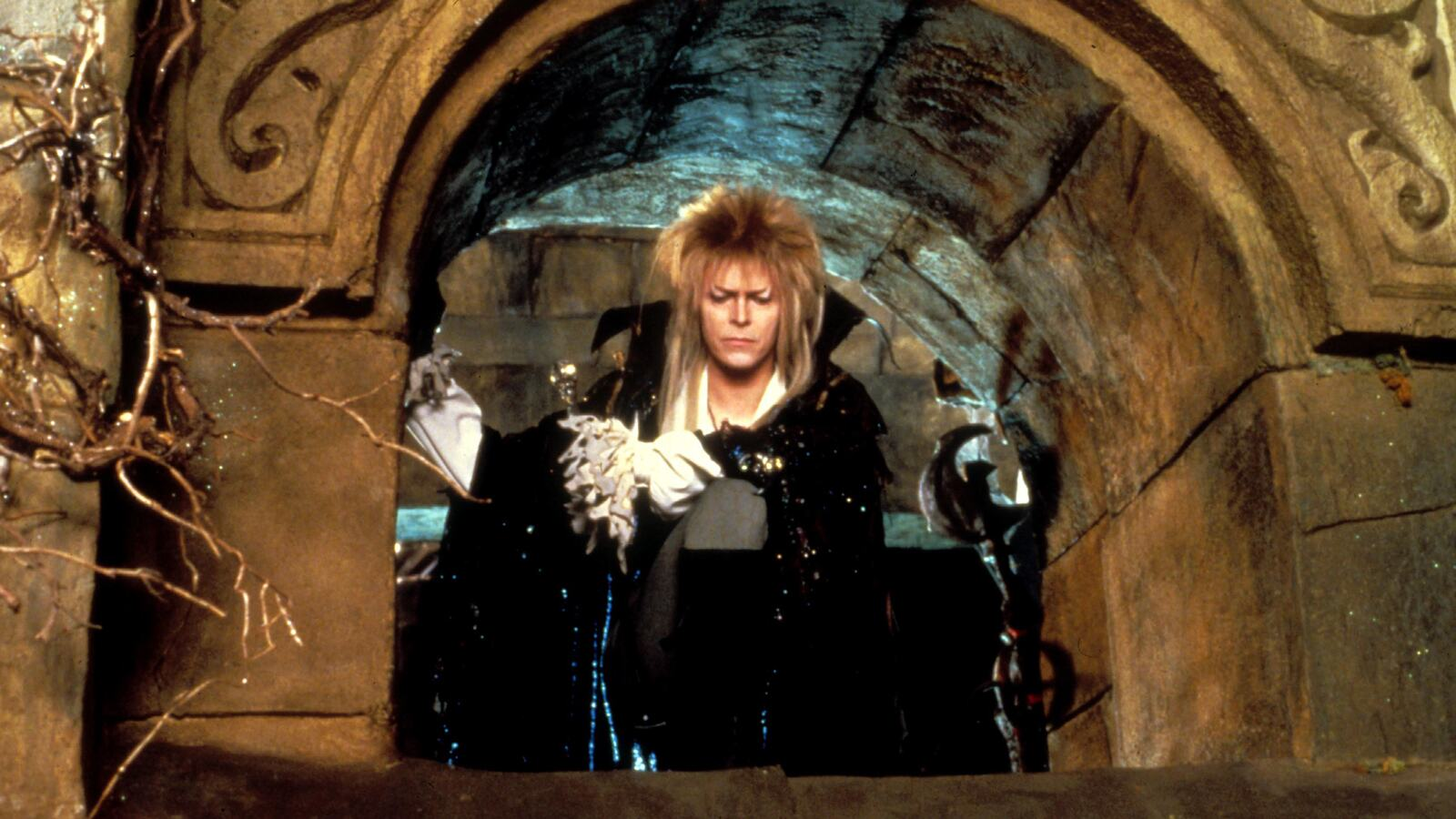 David Bowie, Labyrinth