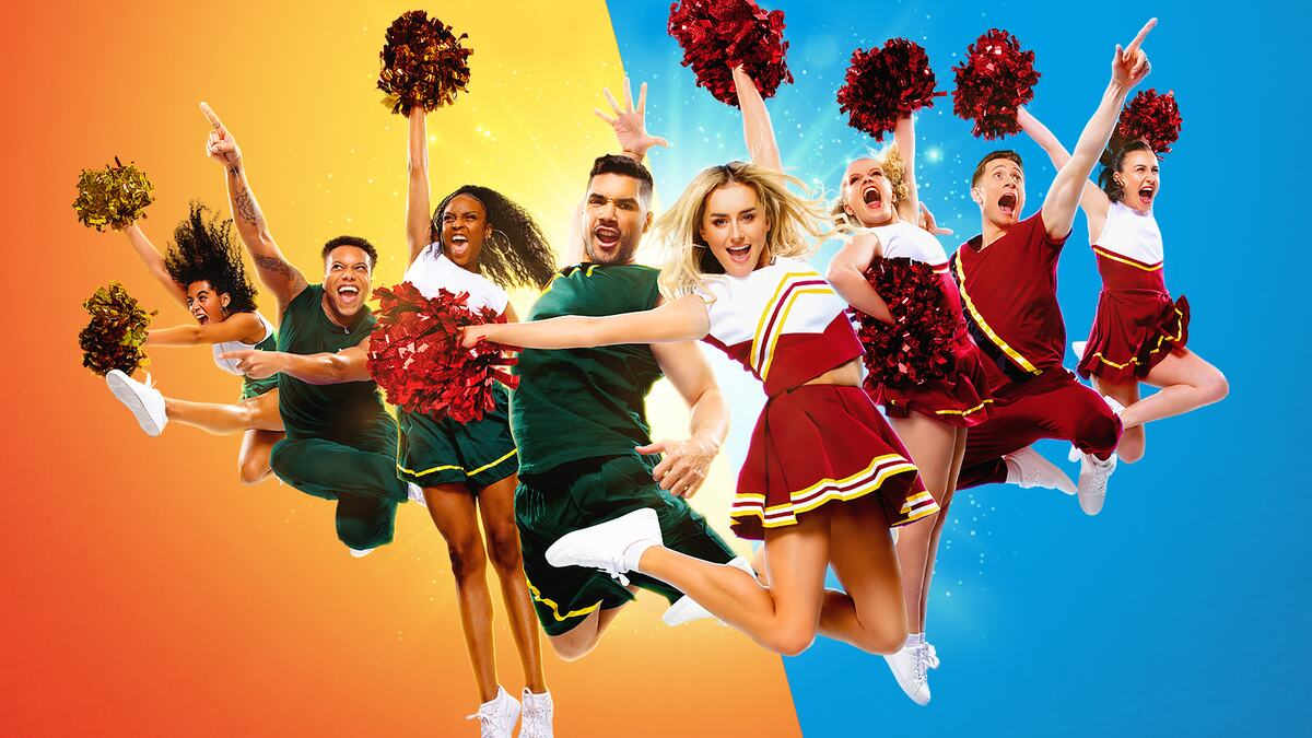 Bring It On, performers from broadway musical