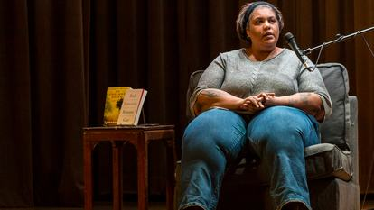 Roxane Gay in conversation with Rachel Zellars - Montreal