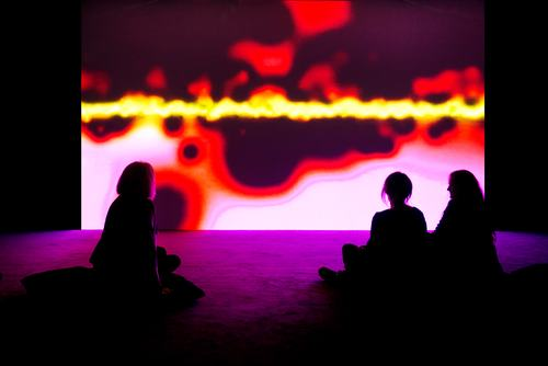 Mirrorcity at Hayward Gallery, London. .Photo by Linda Nylind. 11/10/2014.