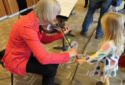 OAE Tots: Funharmonics at Southbank Centre