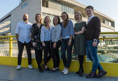 Southbank Centre's commercial team specialising in venue hire