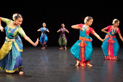 Navadal Showcase South Asian Youth Dancers
