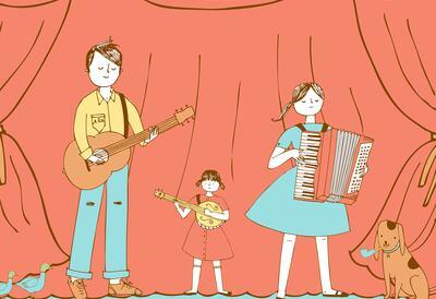 Megson, folk band