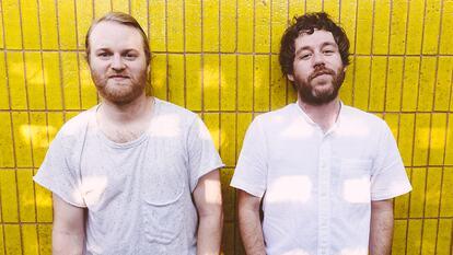 Kyle Dixon & Michael Stein, musicians