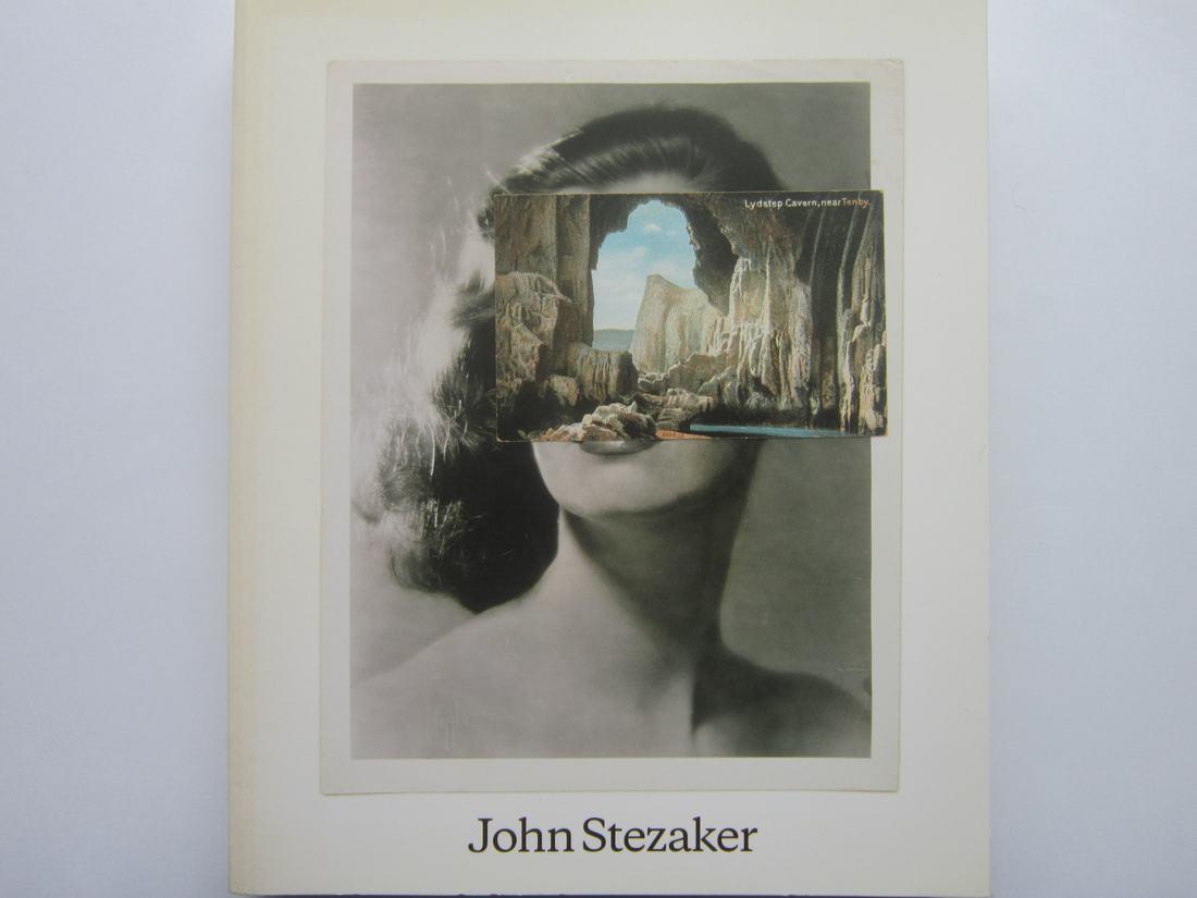 John Stezaker Whitechapel Gallery catalogue