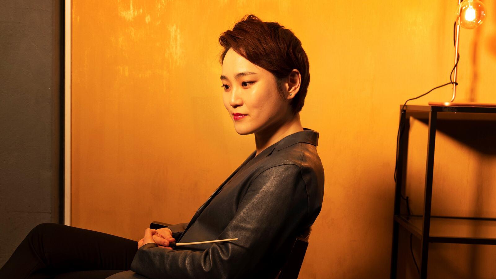 Han-na Chang, conductor