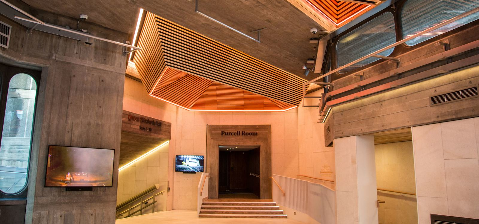 Purcell Room entrance