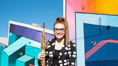 Jess Gillam, musician