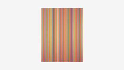 Bridget Riley, Aria, 2012. © Bridget Riley 2019. All rights reserved.
