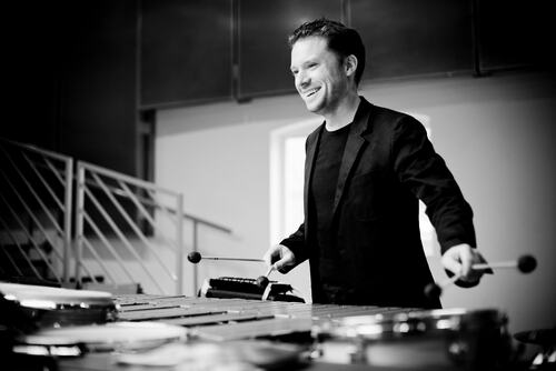 Colin Currie, musician