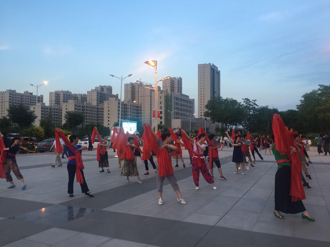 071017 Square Dancing Workshop: How do you guangchang wu? CBR