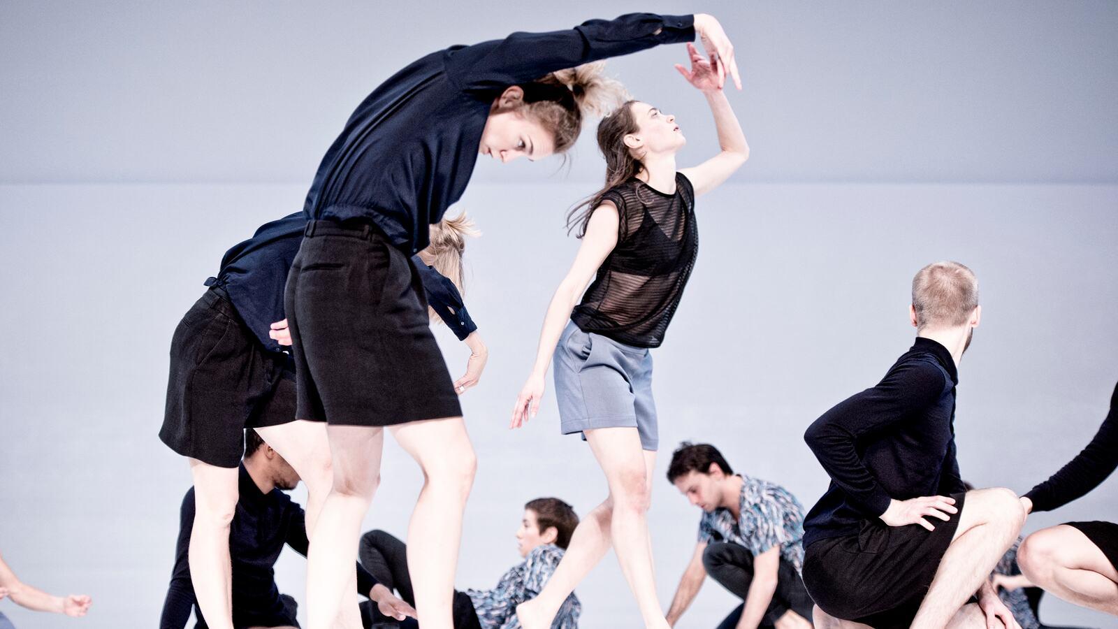 Figure A Sea, dance performance