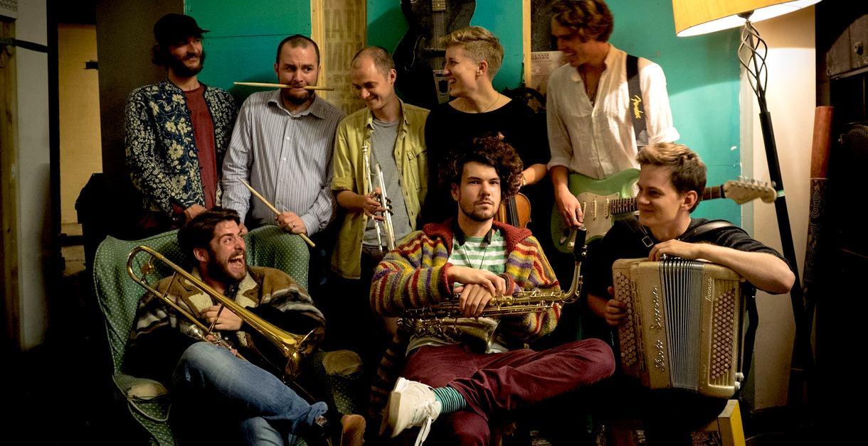 Friday Tonic: The Balkanoes, music group