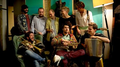 Friday Tonic: The Balkanoes, music group